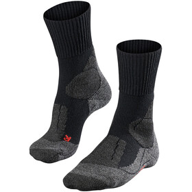 Falke TK1 Trekking Socken Damen black mix